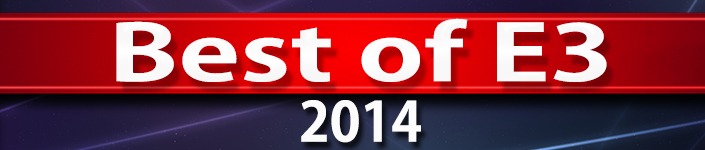 Best Games of E3 2014 banner