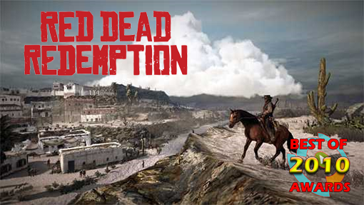 game of the year - red dead redemption