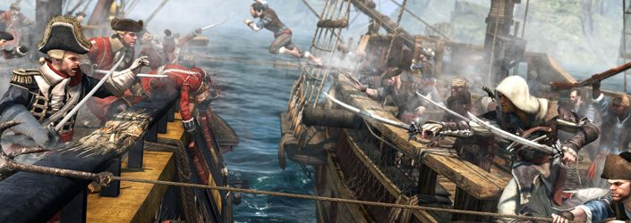 Best action Game 2013 Assassin's Creed 4: Black Flag