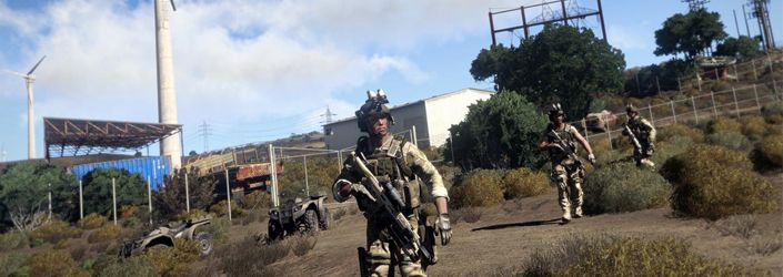 Best simulation Game 2013 Arma 3