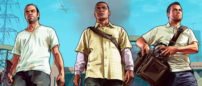 game of the year 2013 Grand Theft Auto V