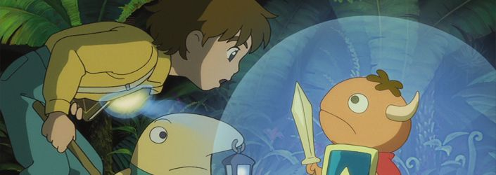 Best Role Playing Game 2013 Ni no Kuni