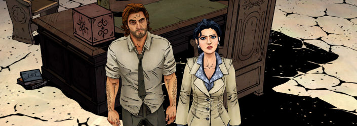 best story 2014 The Wolf Among us