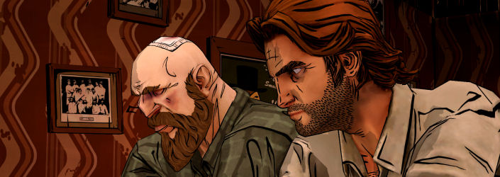 Most Memorable Character 2014 Bigby Wolf