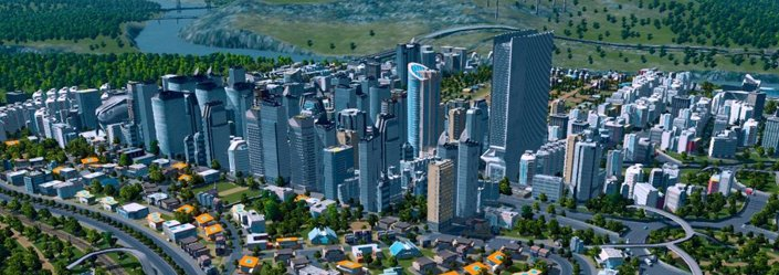 Best PC Game 2015 Cities Skylines