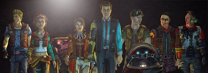 best story 2015 Tales from the Borderlands