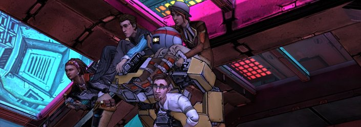 Best Downloadable Game 2015 Tales from the Borderlands