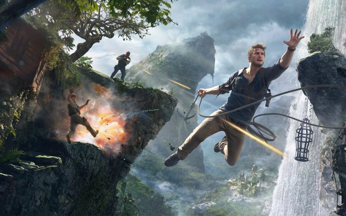 game of the year 2016 Uncharted 4: A Thief's End