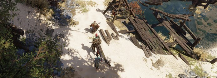 Most Improved Sequel 2017 Divinity: Original Sin 2