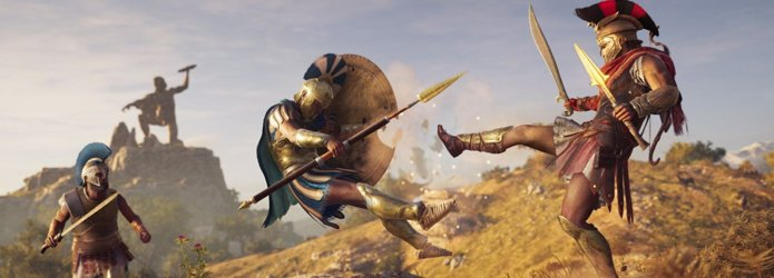 Most Improved Sequel 2018 Assassin's Creed: Odyssey