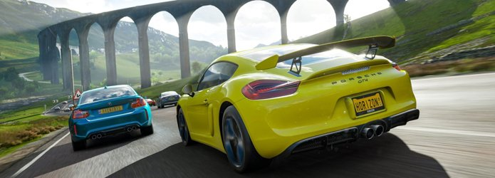 Best racing game 2018 Forza Horizon 4