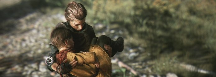 Most Memorable Character 2019 A Plague Tale: Innocence - Amicia
