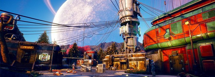 best story 2019 The Outer Worlds