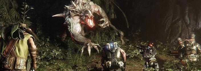 Evolve video game
