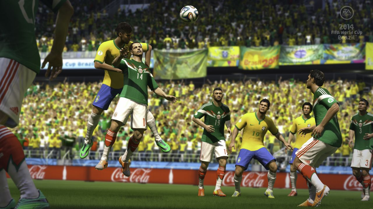 2014 FIFA World Cup Brazil game