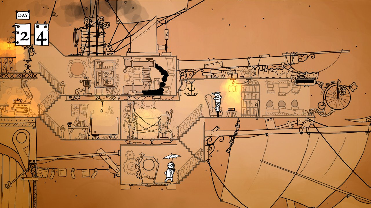 39 Days to Mars PC game