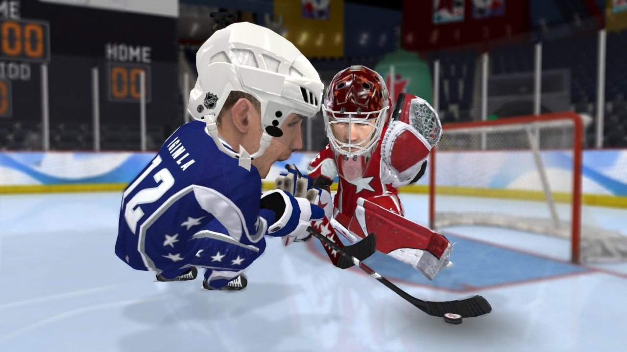 3 on 3 NHL Arcade Review