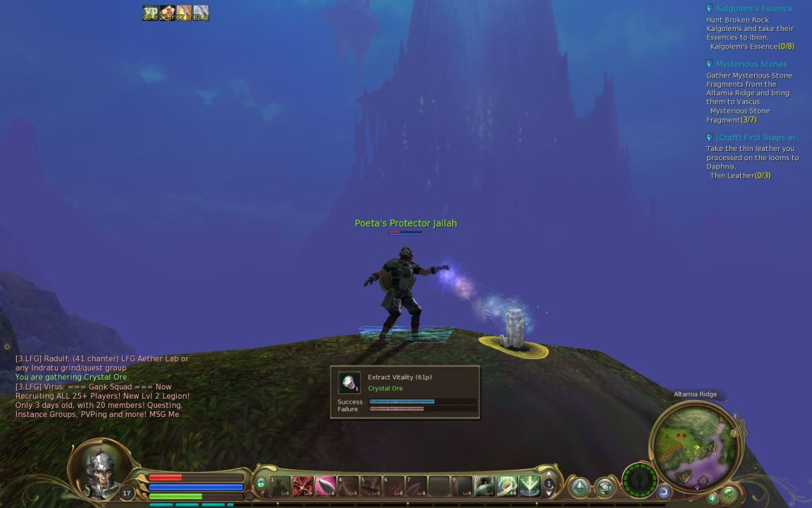 aion tower of eternity how to go