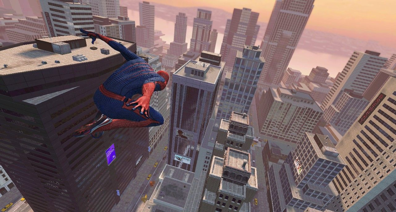 The Amazing Spider Man Video Game