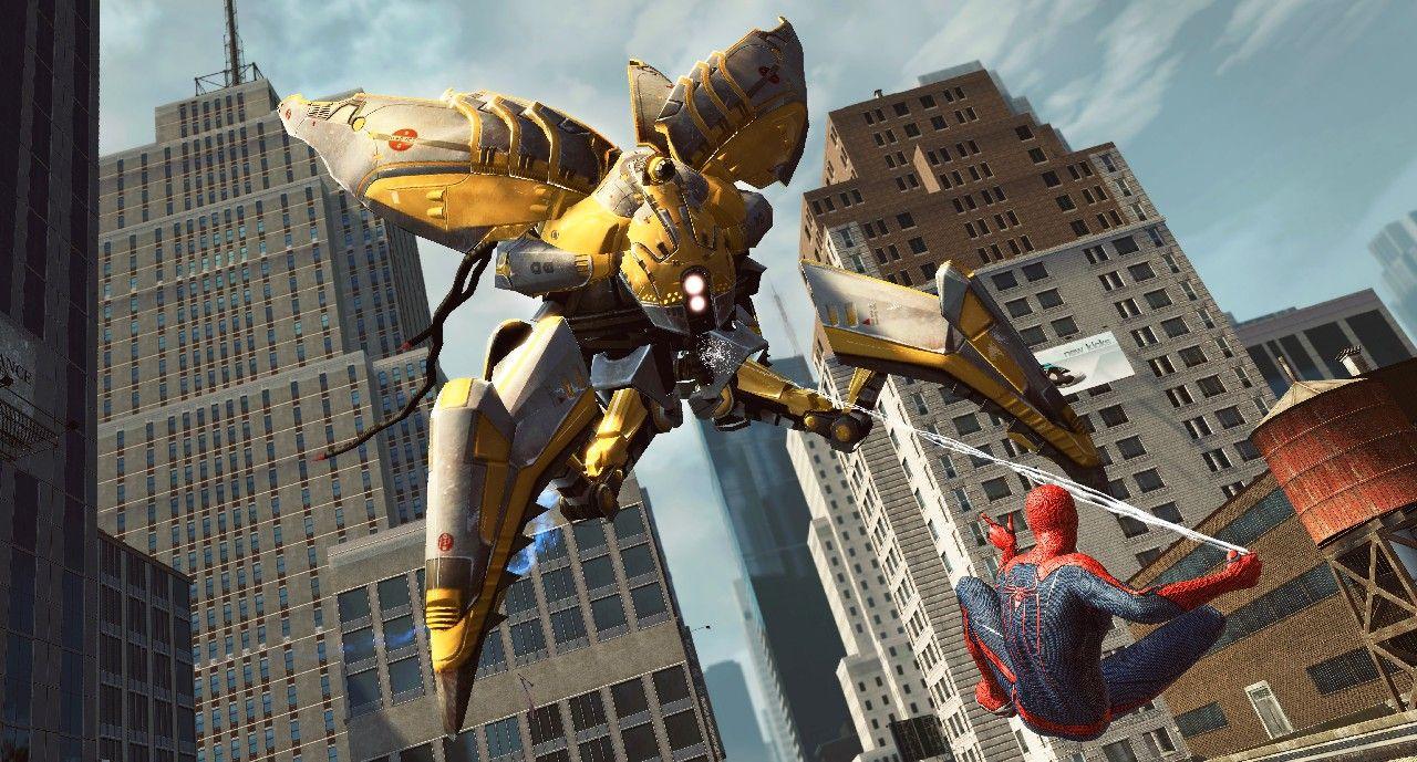 للبلايستيشن 3 The Amazing Spider Man تحميل لعبة DLGAMES - Download All Your Games For Free