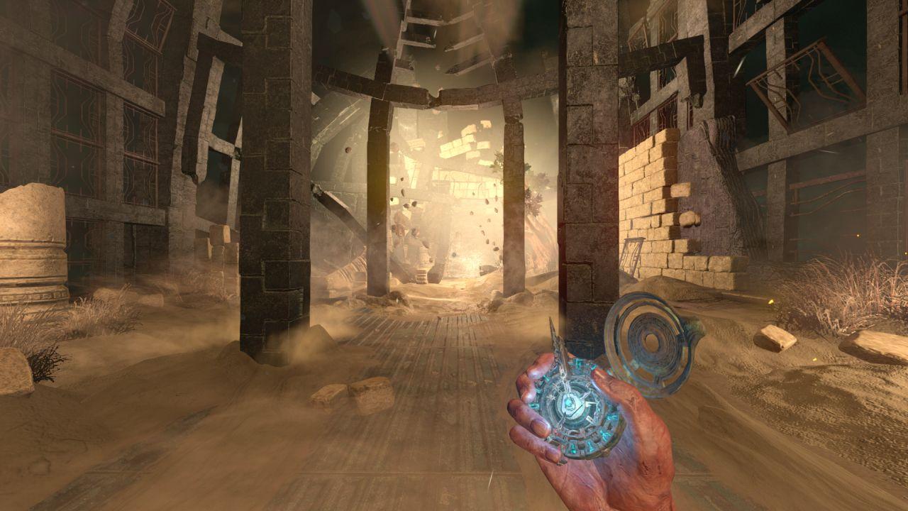 Amnesia: Rebirth offers Adventure mode