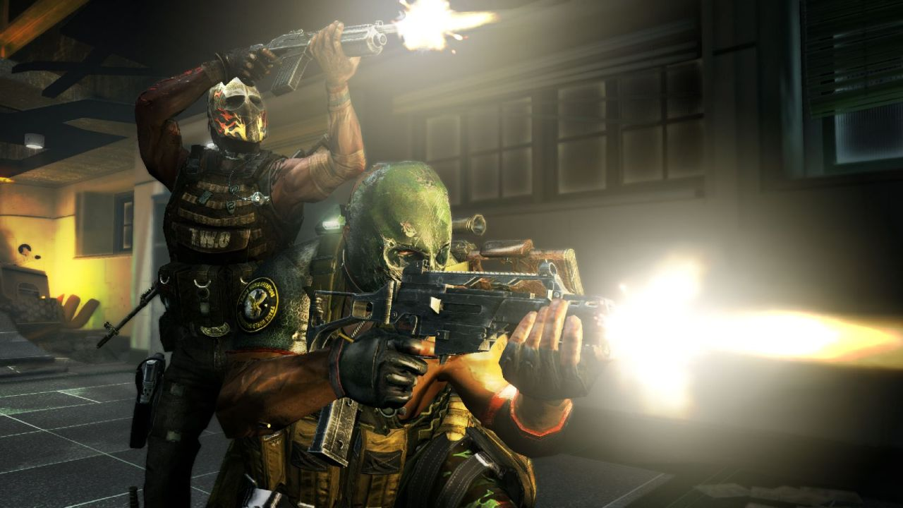 Army of Two: The 40th Day Demo released
