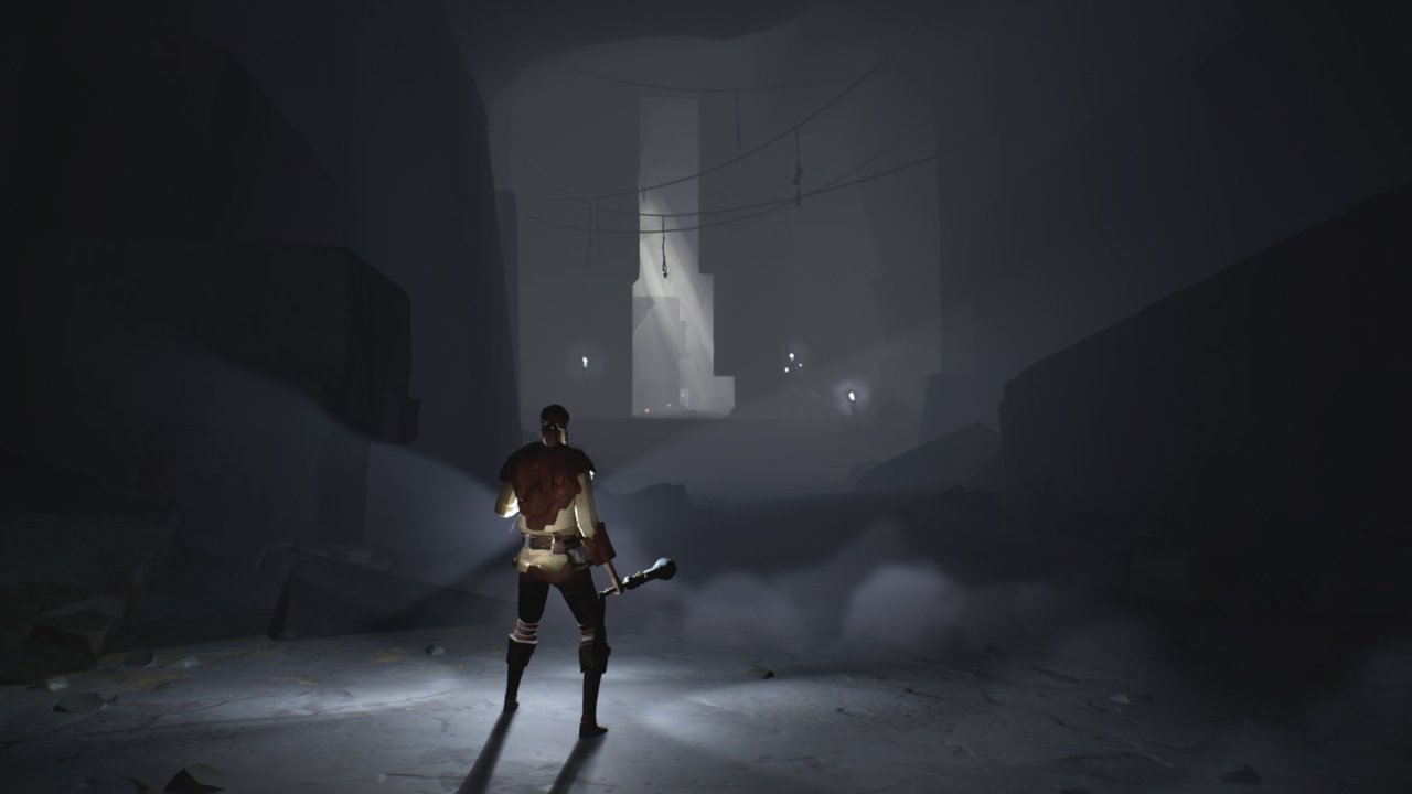 Ashen PC game