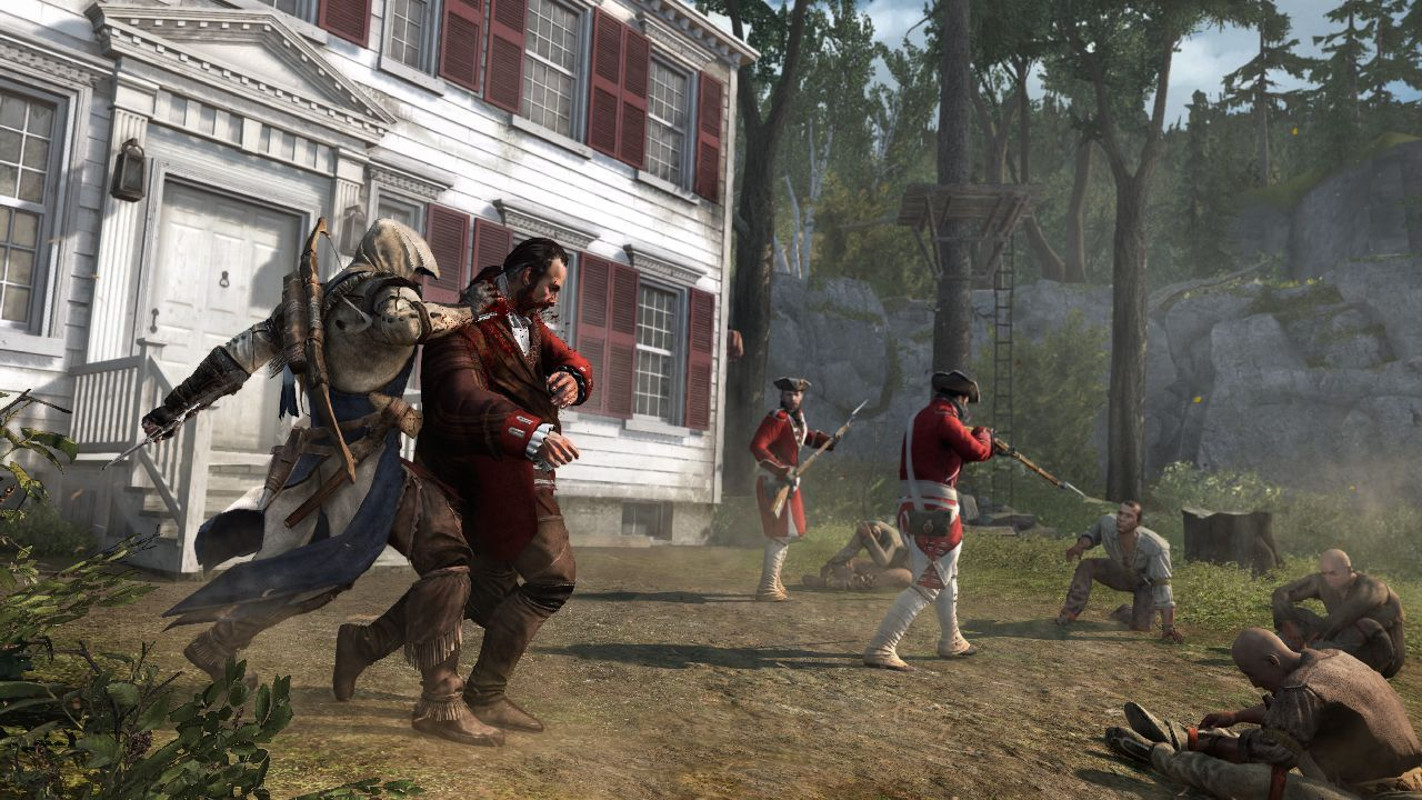 Assassin's Creed 3 Preview - E3 2012