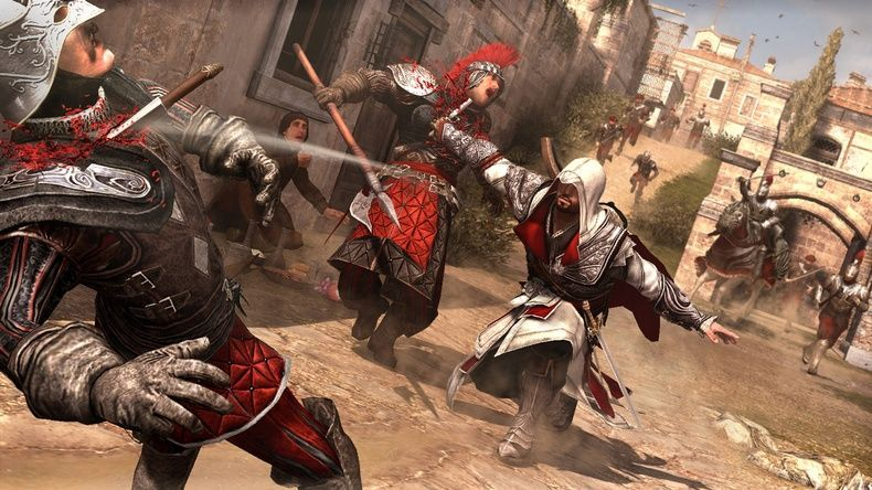 Ac Brotherhood Screenshots Image 4206 New Game Network