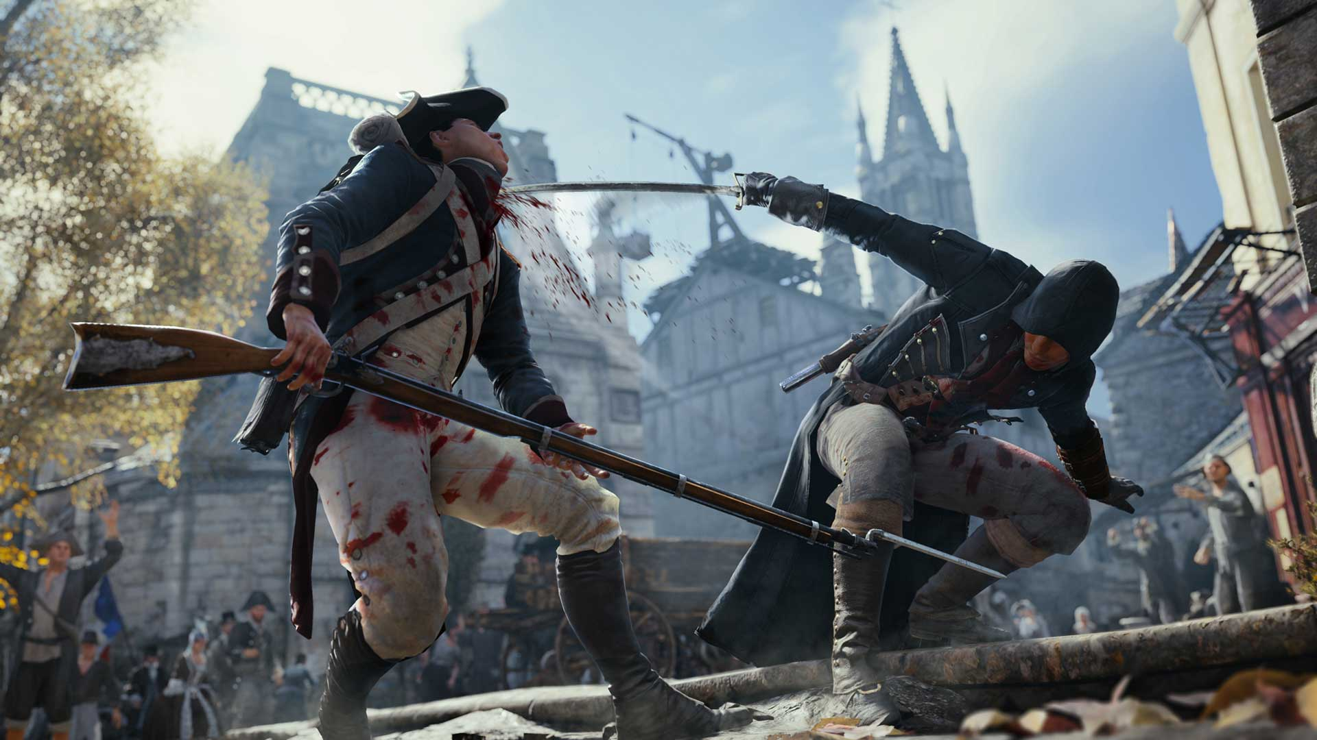 Assassin's Creed: Unity Preview