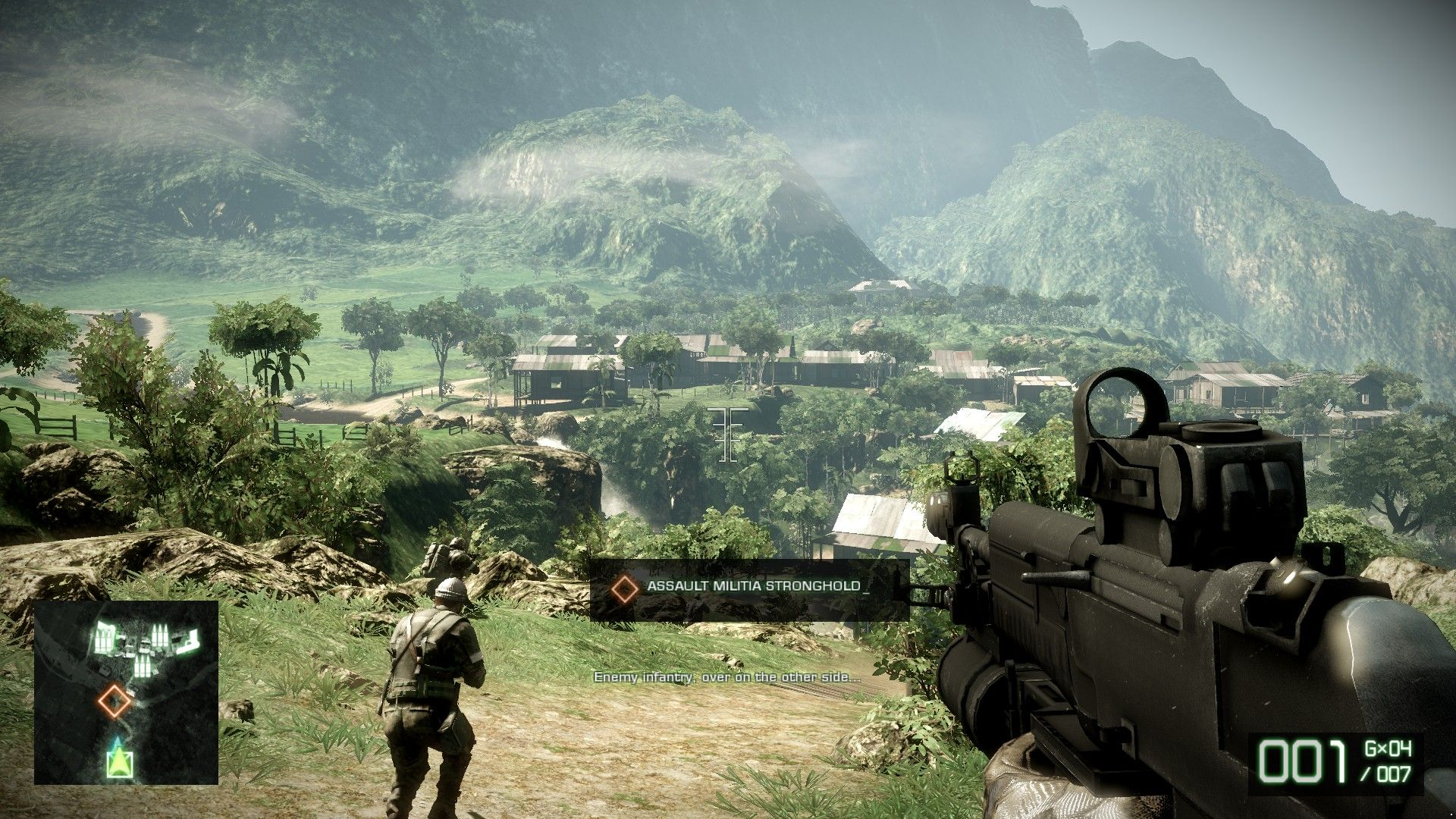 battlefield bad company 2 screenshots image 2456 new game network