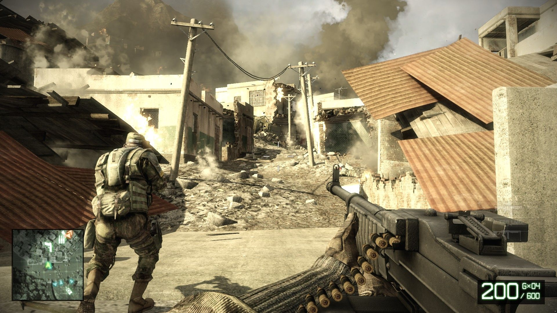 battlefield bad company 2 screenshots image 2455 new game network
