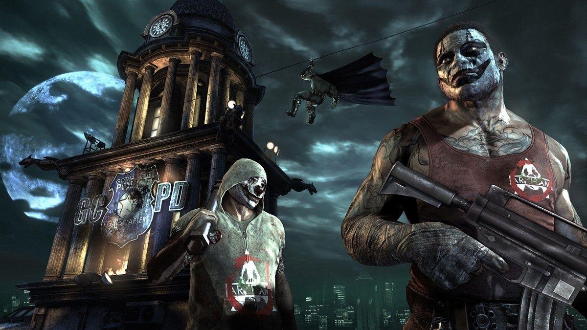Batman Arkham Asylum 2 Announced