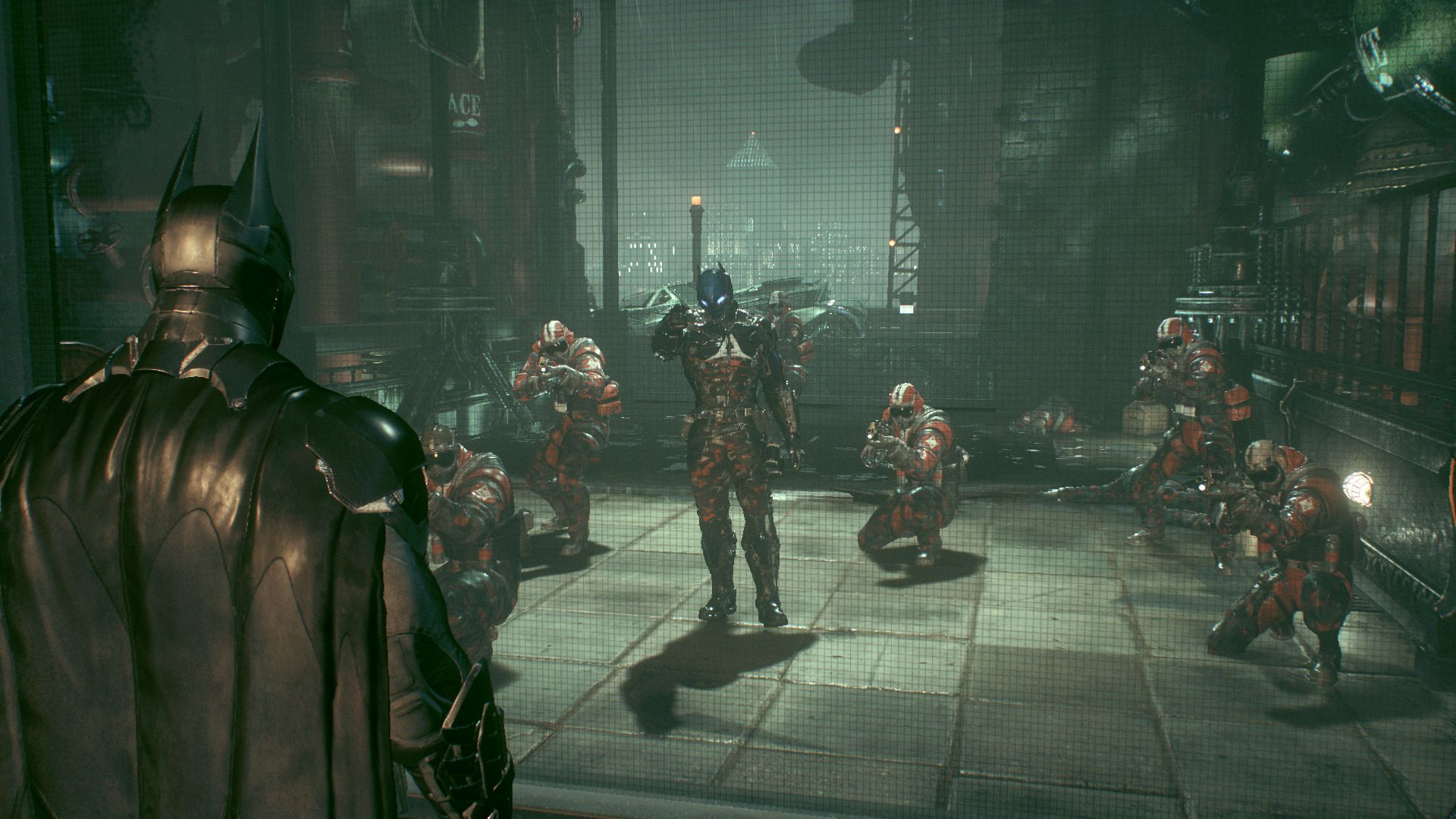 Batman: Arkham Knight Gets PC Patch, Rocksteady