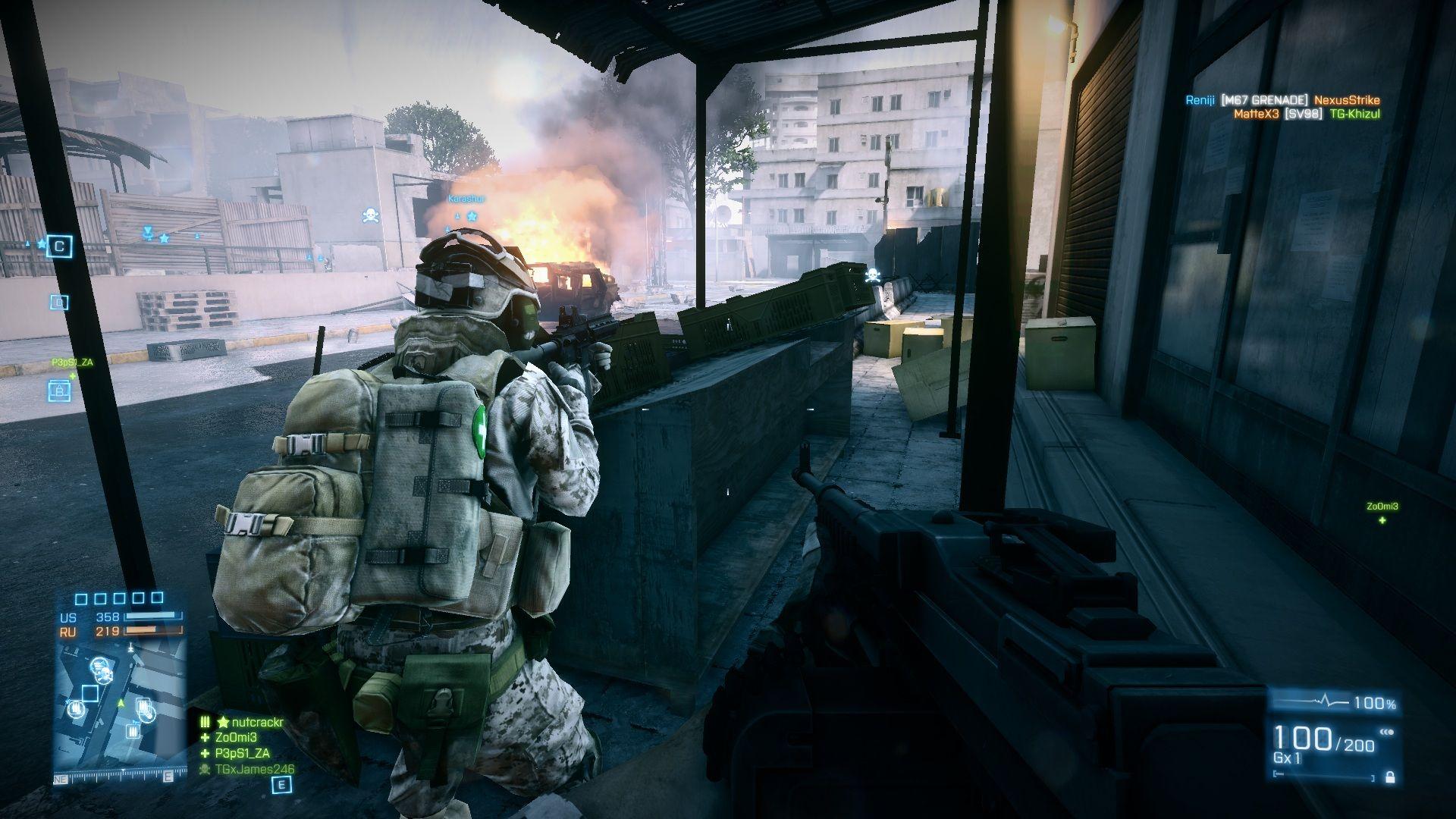 Battlefield 3 screenshots - Image #7131 | New Game Network
