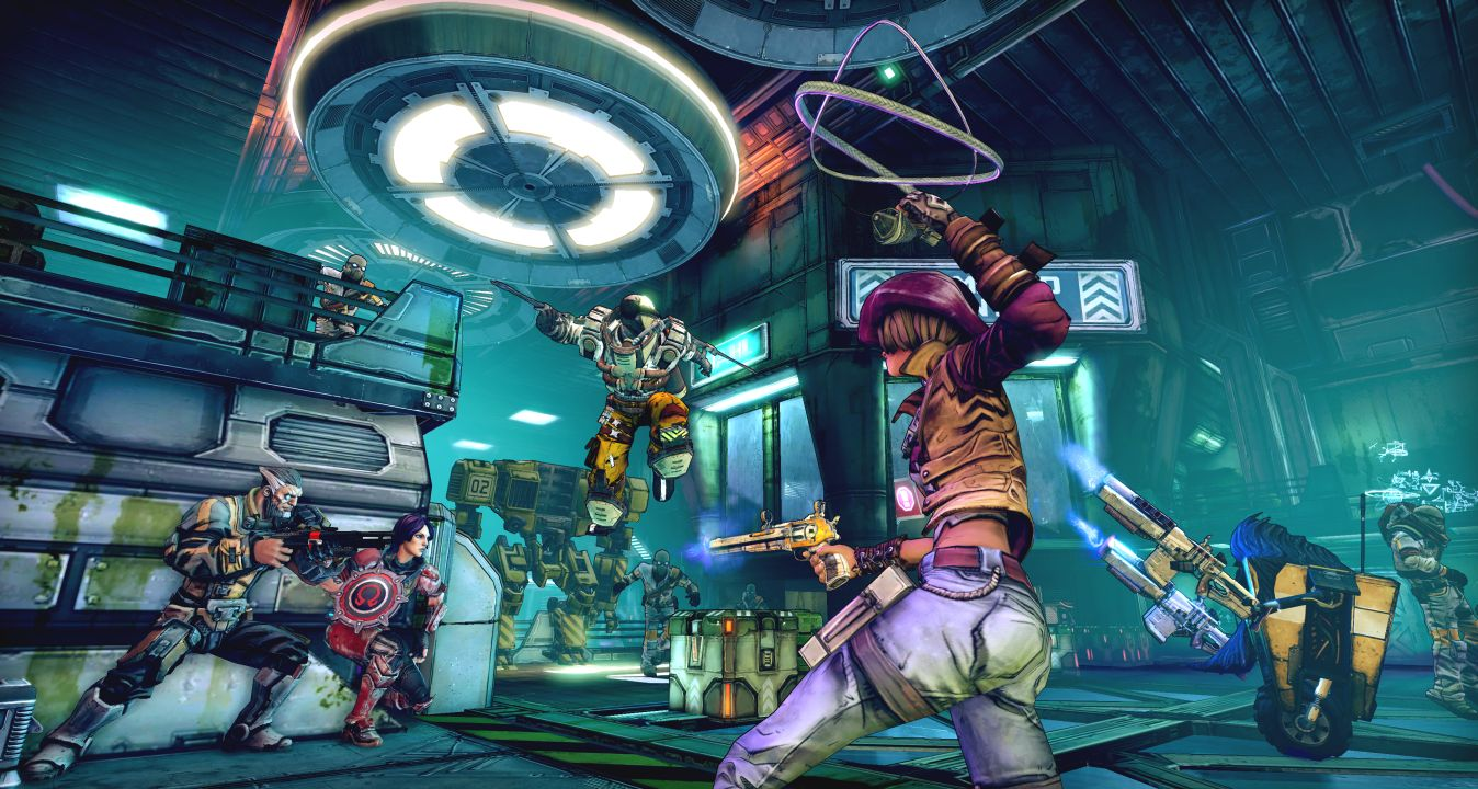 Borderlands: The Pre-Sequel Review | New Game Network Borderlands The Pre Sequel