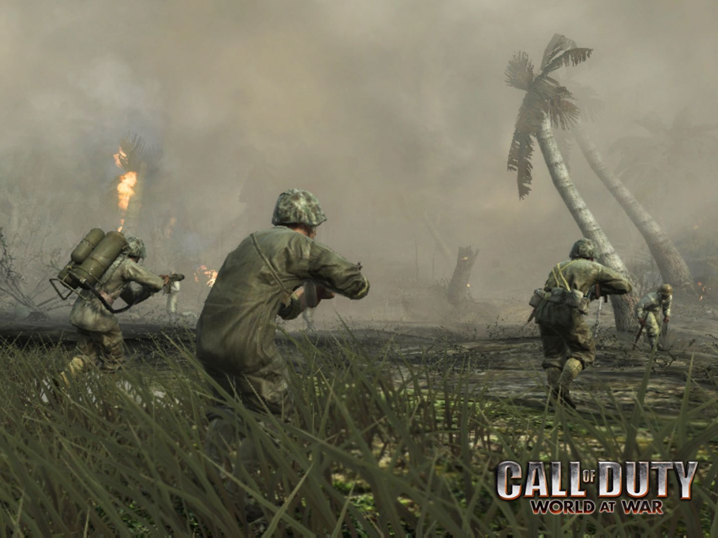 Call of Duty: World at War Map Pack Bundle released