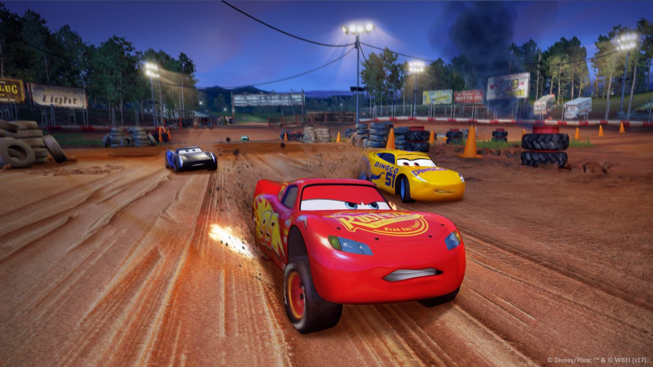 Cars 3 Driven To Win Review New Game Network
