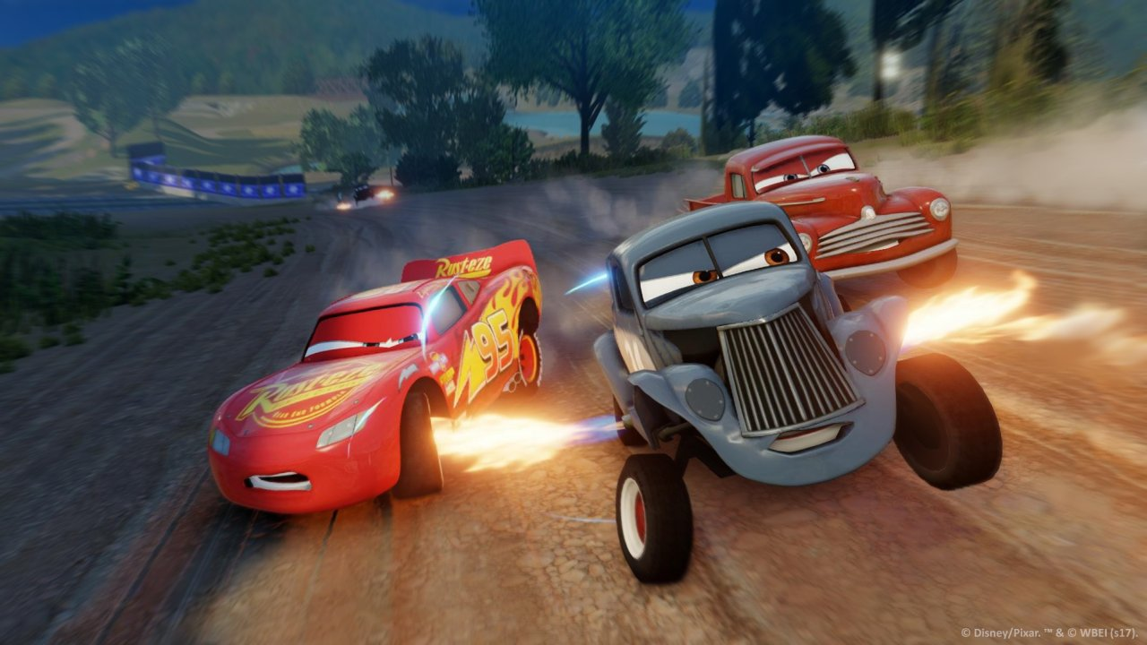 Cars  For Wii Review
