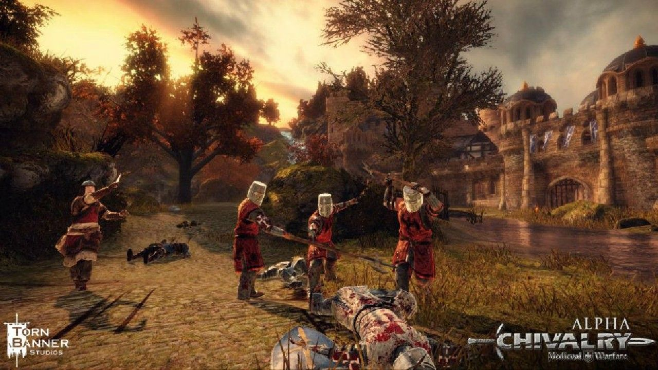 Chivalry: Medieval Warfare Screenshots - Image #10348 | New