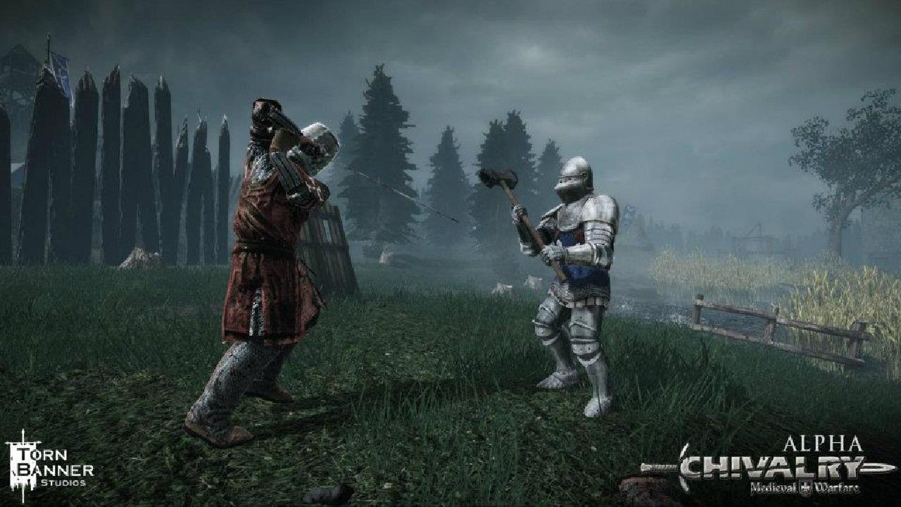 how to play chivalry medieval warfare