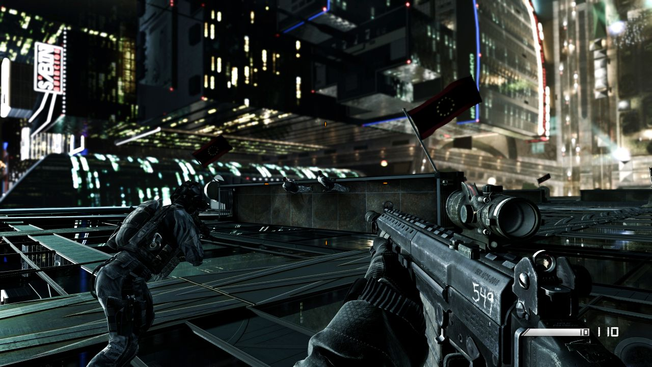 Call Of Duty Ghosts Review New Game Network