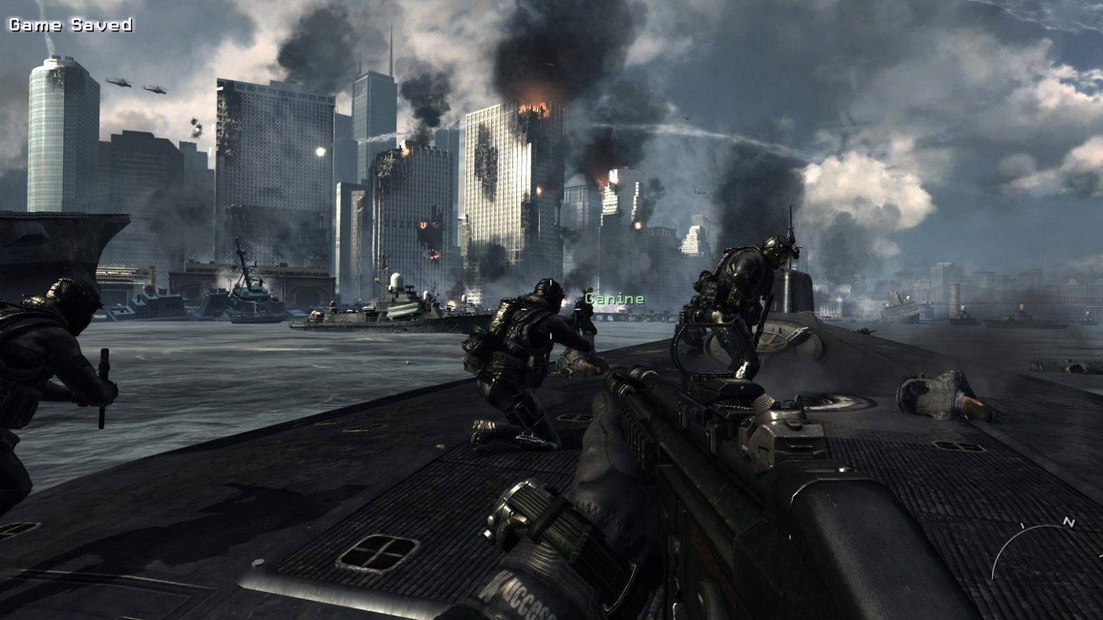 Cod Modern Warfare 3 Pc Screenshots Image 7200 New Game Network