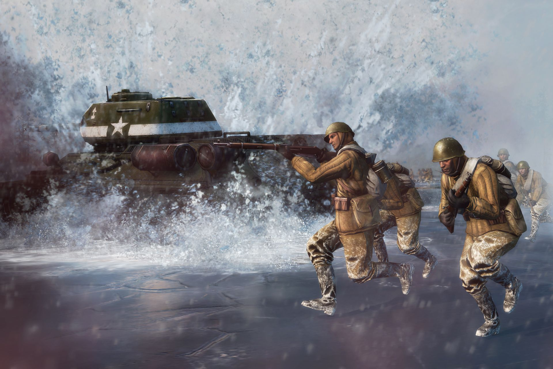 Company Of Heroes 2 Preview E3 2013 New Game Network