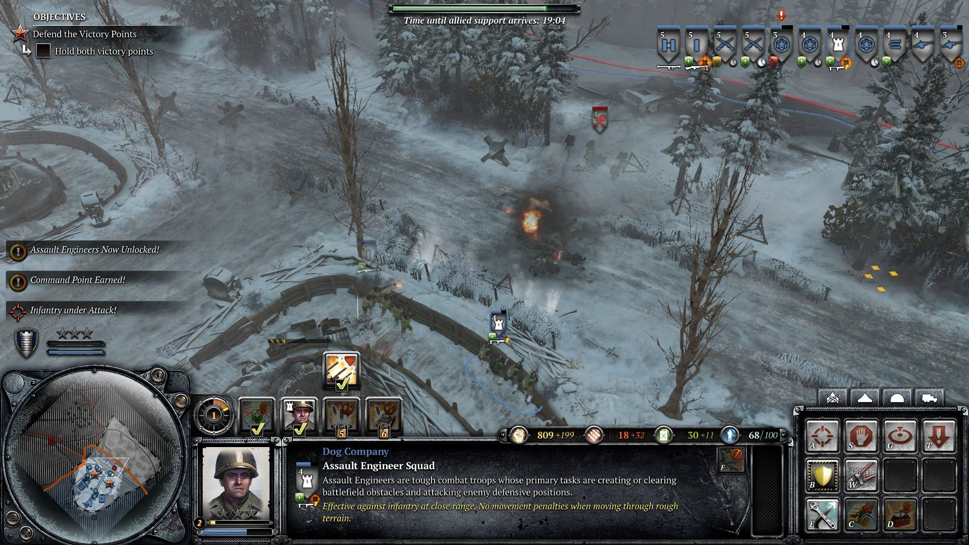 aa 03 - Company of Heroes 2: Ardennes Assault Review