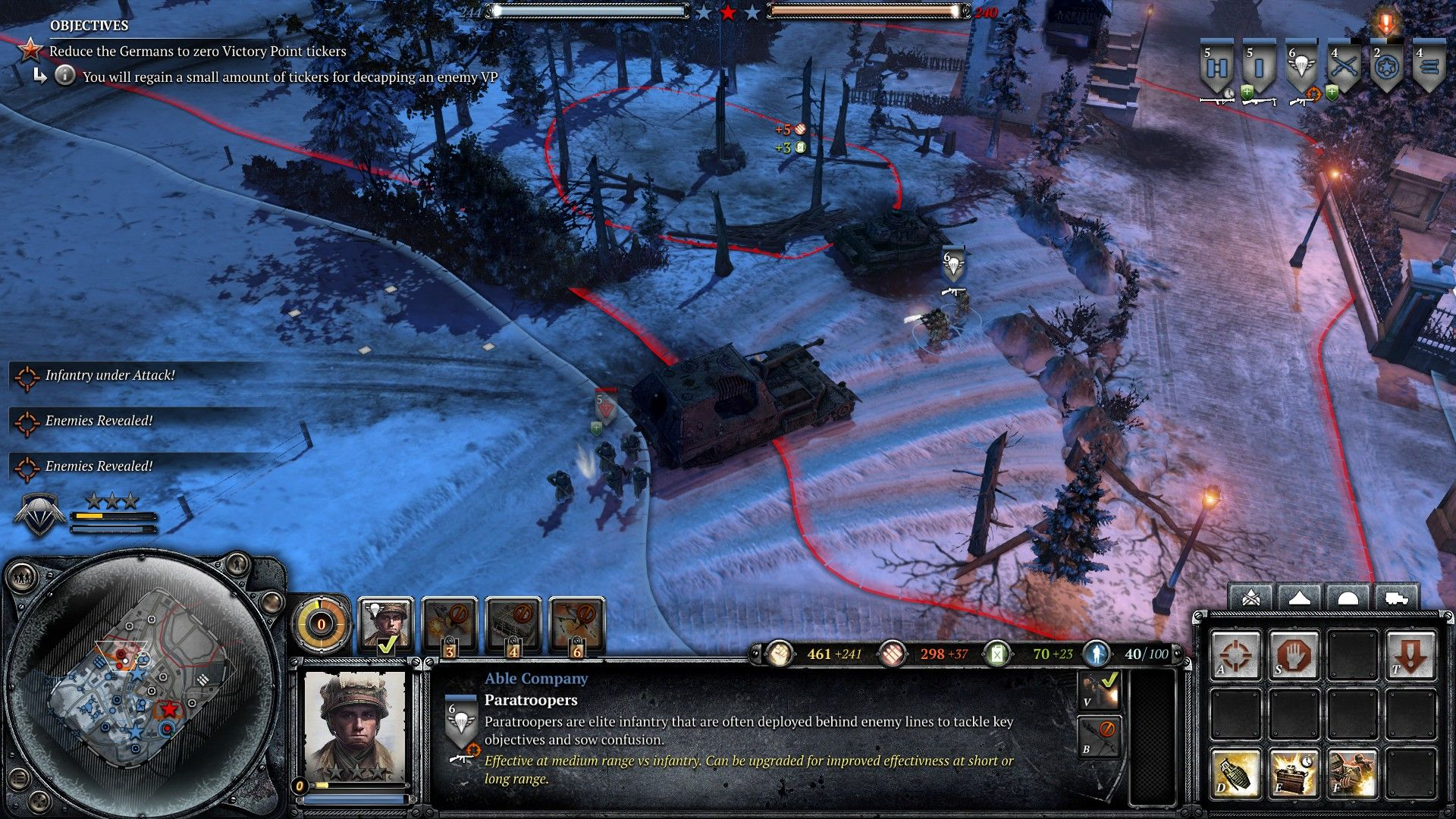 aa 05 - Company of Heroes 2: Ardennes Assault Review