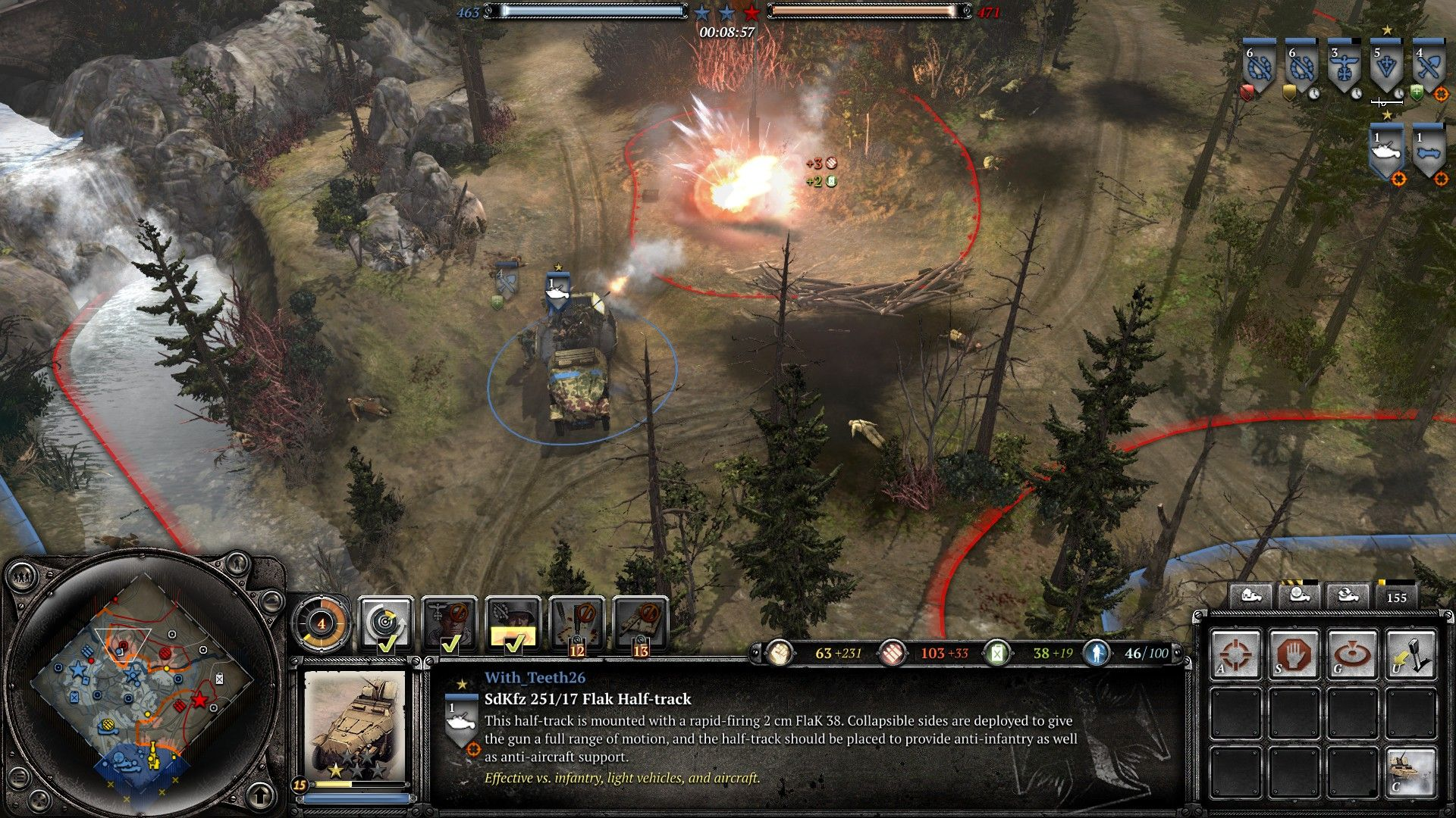 Company Of Heroes 2 The Western Front Armies Review New Game Network