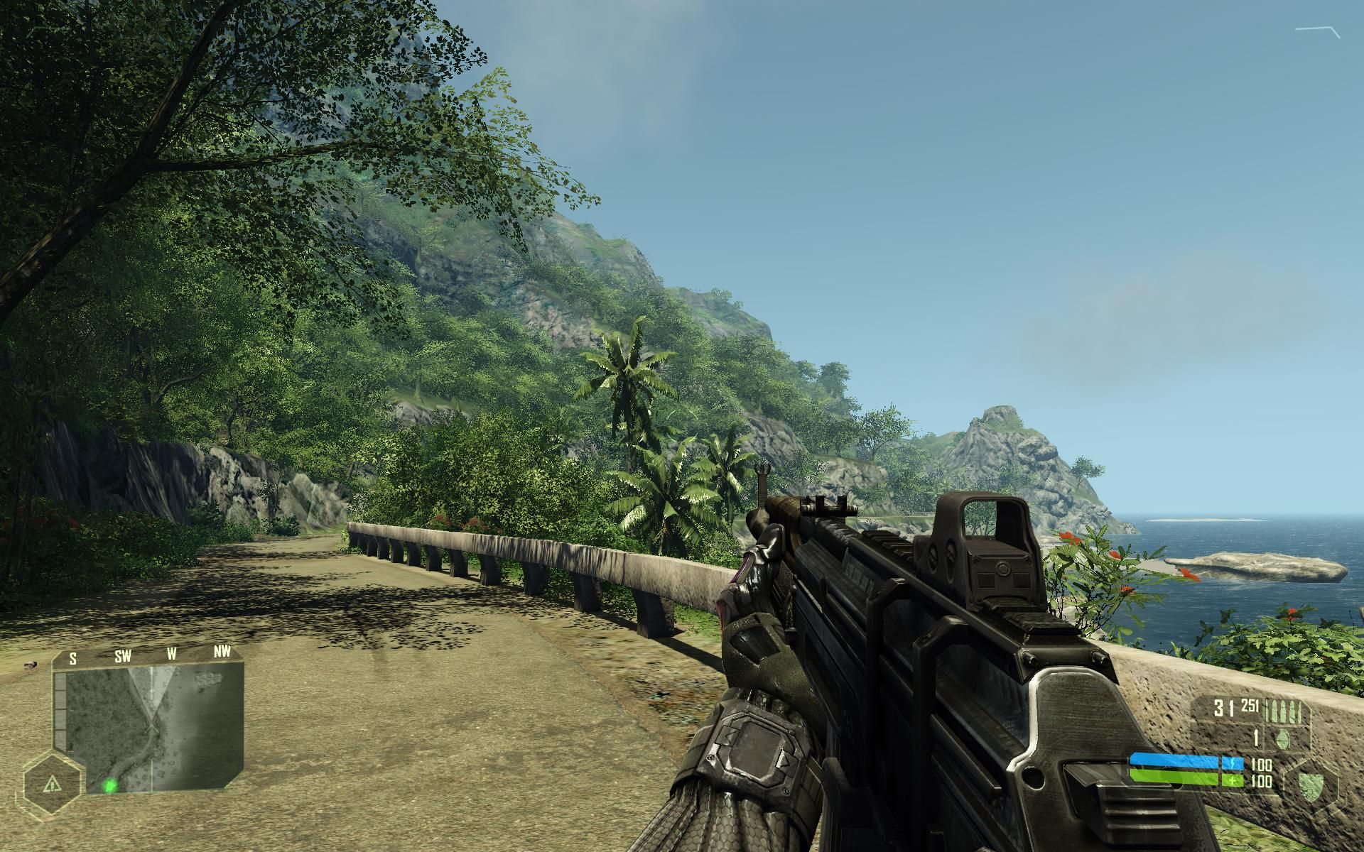 Crysis PC Game