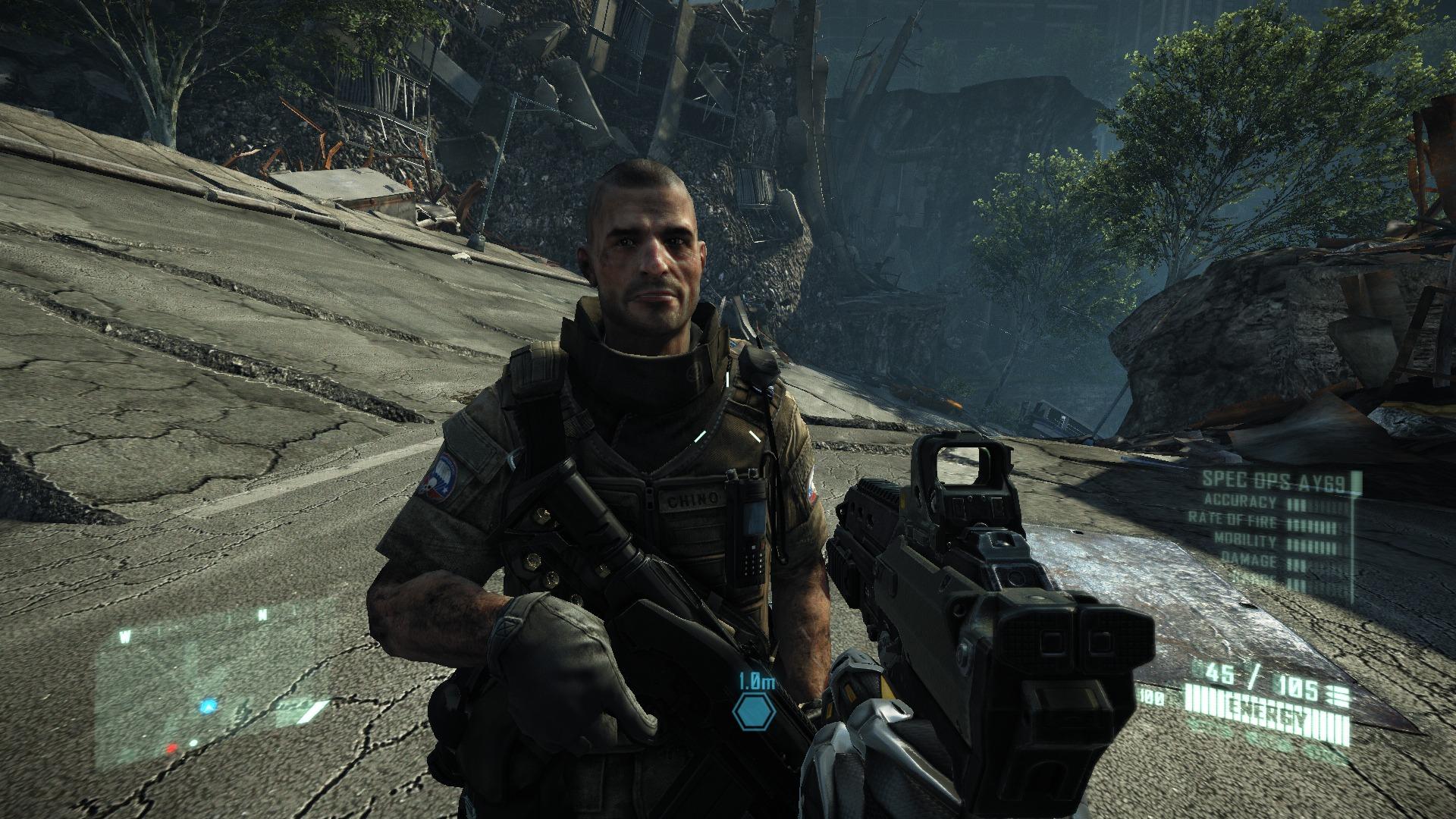 Crysis 2 Screenshots - Image #4736 | New Game Network
