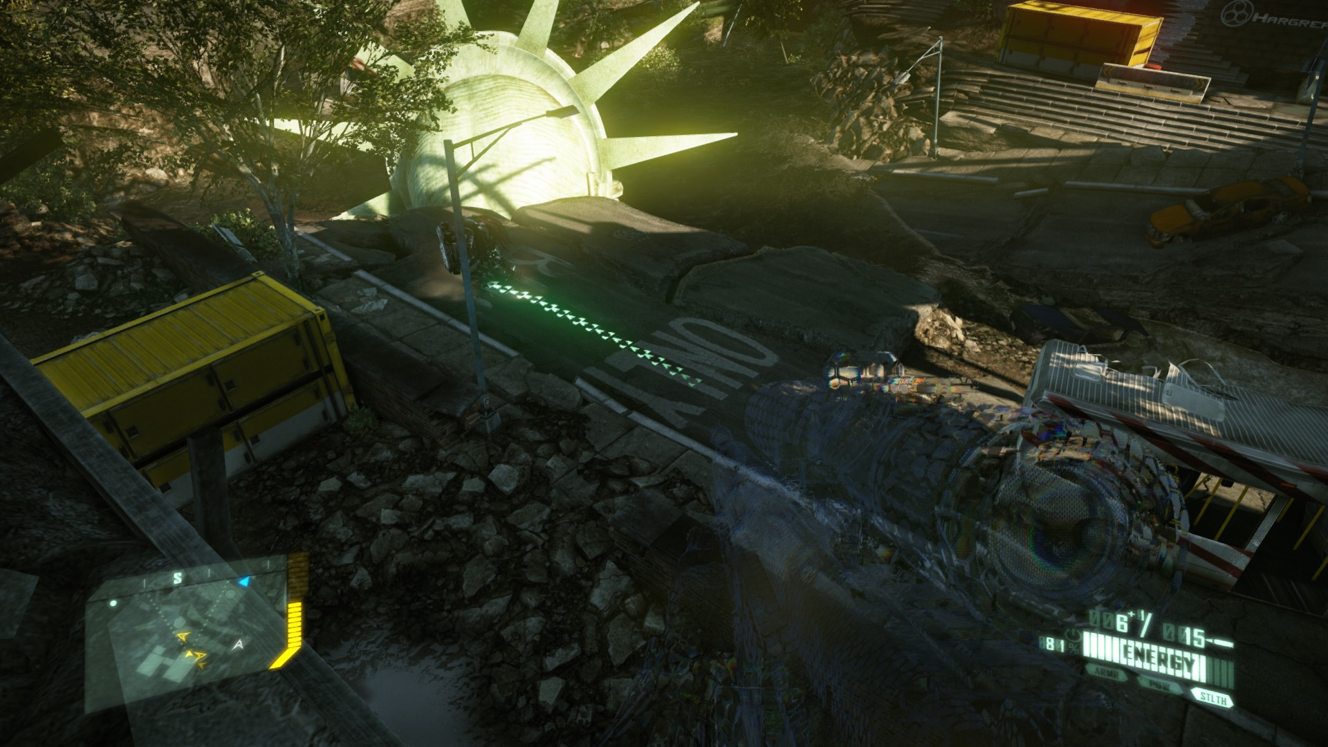 Crysis 2 Screenshots - Image #4717 | New Game Network